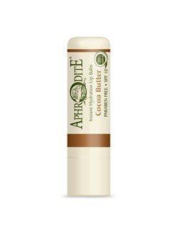 Aphrodite. Защитный бальзам для губ какао, 4 г