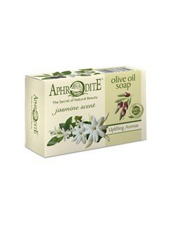 Aphrodite. Мыло оливковое с ароматом жасмина, 100 г