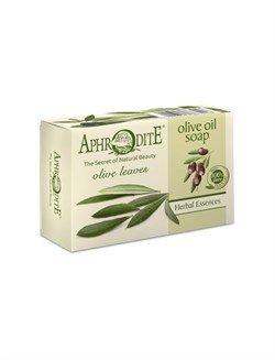 Aphrodite. Мыло оливковое с листьями оливы, 100 г