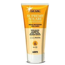 Guam. Solare. SPF 15 солнцезащитный крем, 150 мл