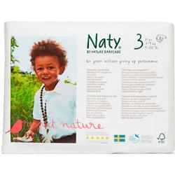 Naty. Подгузники размер 3 (4-9 кг), 31 шт.