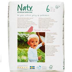 Naty. Подгузники размер 6 (16+ кг), 18 шт.