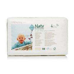 Naty. Подгузники размер 4 (7-18 кг), 46 шт. (экономичная упаковка)