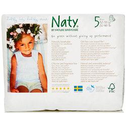 Naty. Подгузники-трусики размер 5 (12-18 кг), 20 шт.