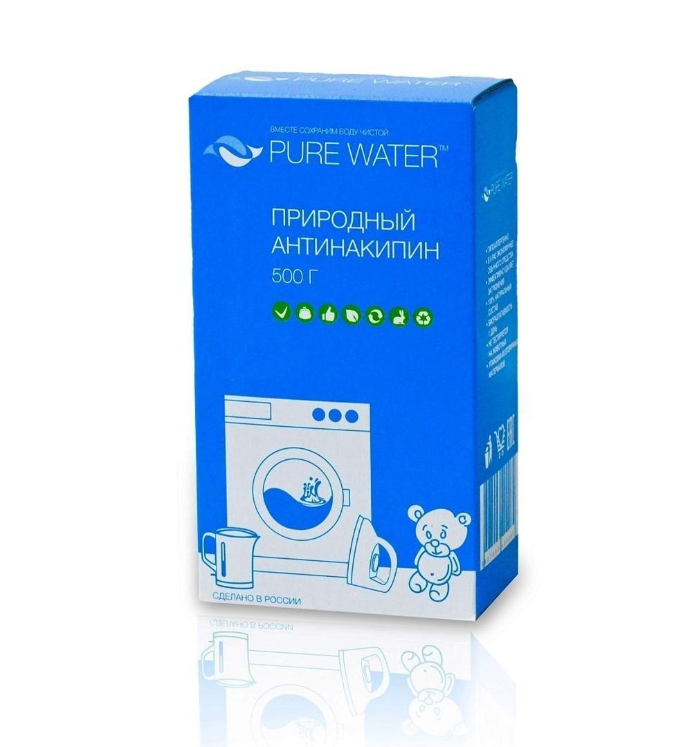 """""""Ми&Ко"""". Антинакипин природный Pure Water, 500 г"""