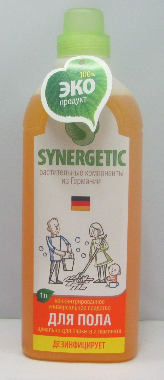 Synergetic. Для мытья поверхностей, 1 л