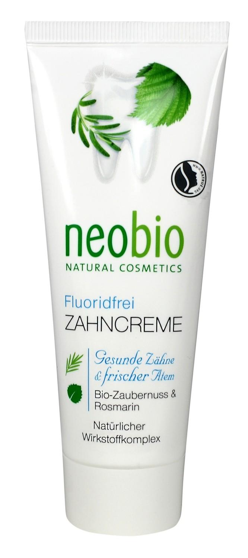 NEOBIO. Зубная паста без фтора, 75 мл
