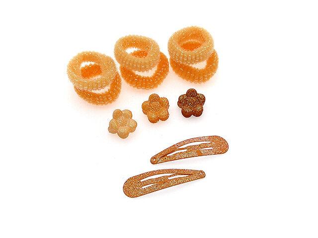 Набор аксессуаров оранжевый