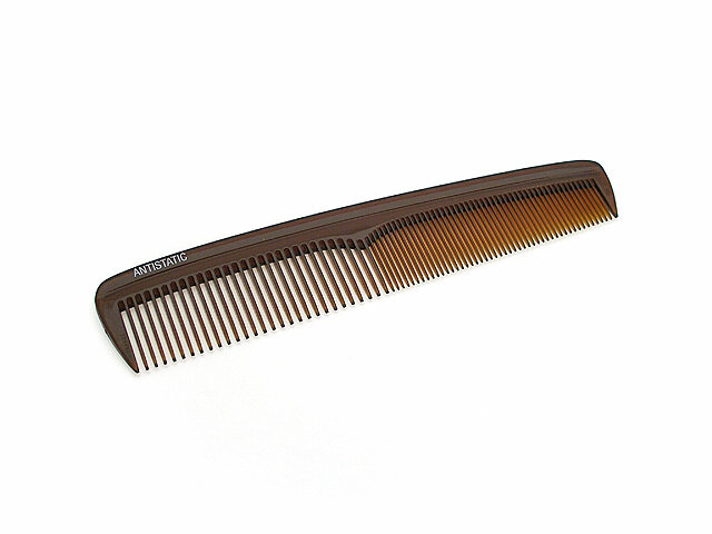 Расческа коричневая