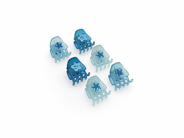 Набор аксессуаров голубой