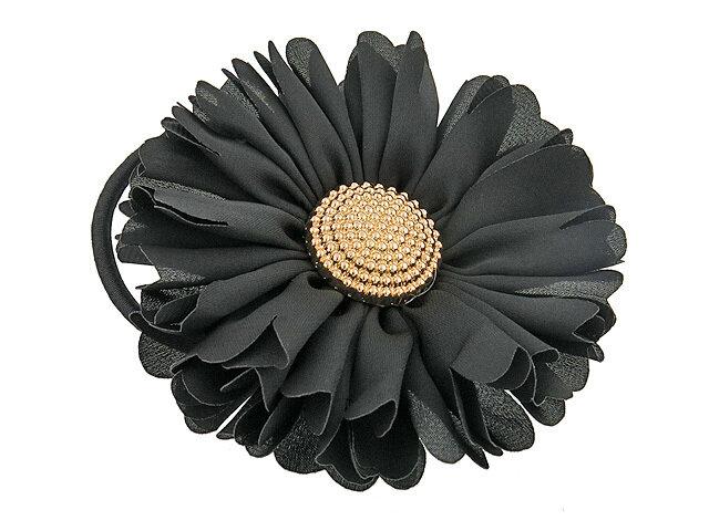 Аксессуар для волос черный