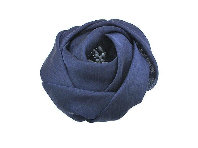 Аксессуар для волос синий