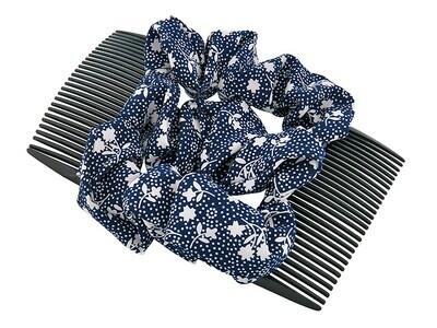 Гребень для волос синий