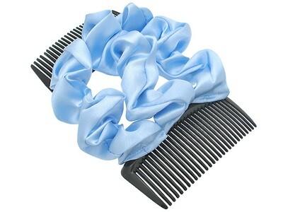 Гребень для волос голубой