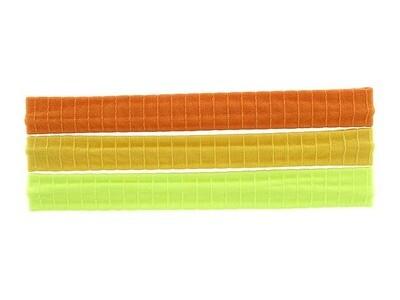 Повязка для волос желтая