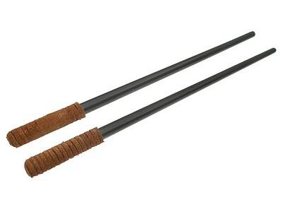 Палочка для пучка волос черная