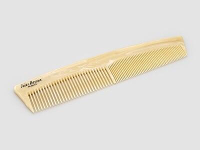 Расческа для волос бежевая