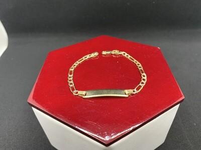 Child's Identification Bracelet