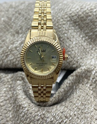 Speidel Goldtone Ladies Watch