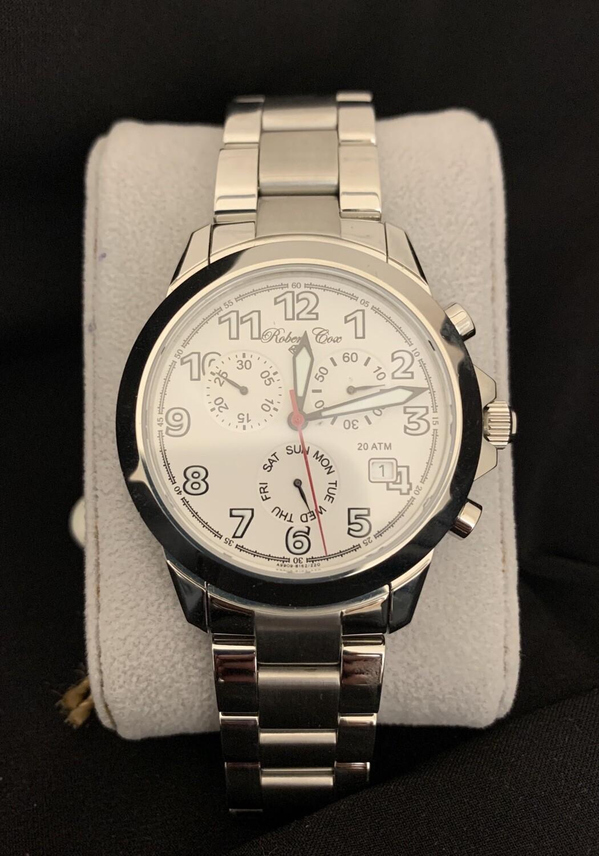 Men's Robert Cox Stainless Watch