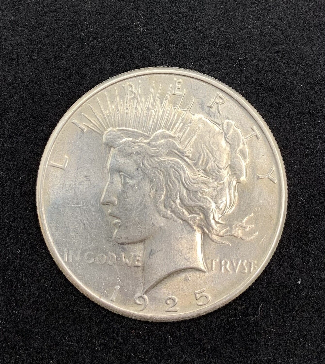 1925 Silver Peace Dollar - Philadelphia Mint