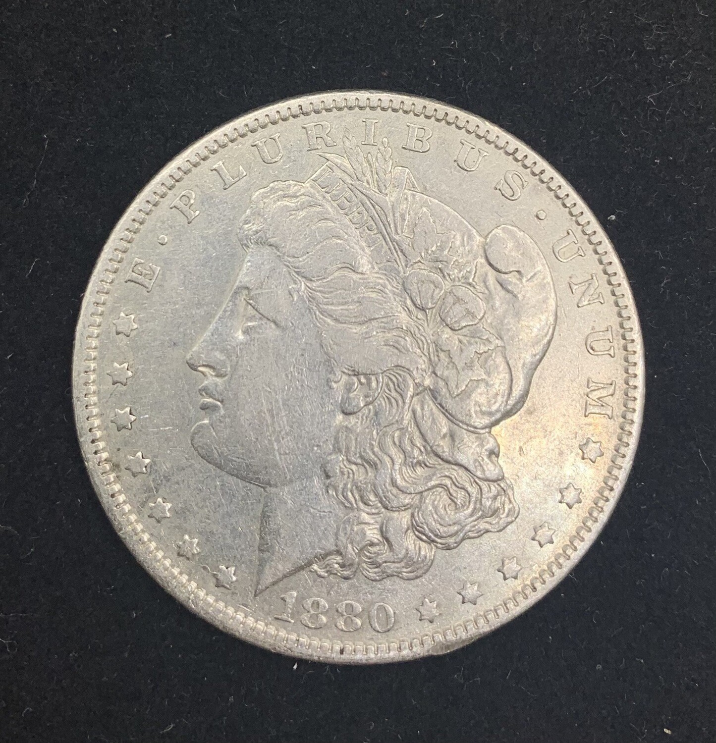 1880 Morgan Silver Dollar - Philadelphia Mint
