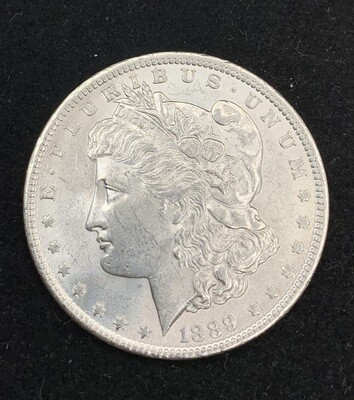 1889 Morgan Silver Dollar - Philadelphia Mint