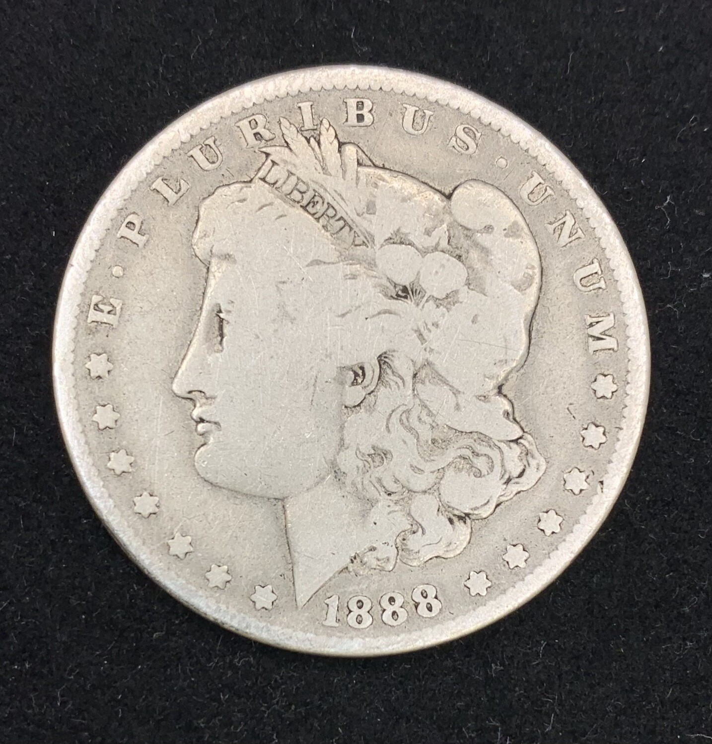 1988 Morgan Silver Dollar - New Or leans Mint