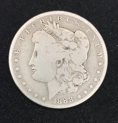 1988 Morgan Silver Dollar - New Or leans Mint