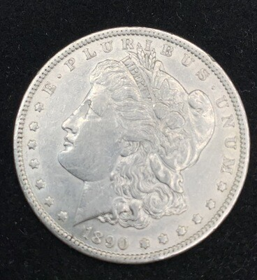 1890 Morgan Silver Dollar - Philadelphia Mint