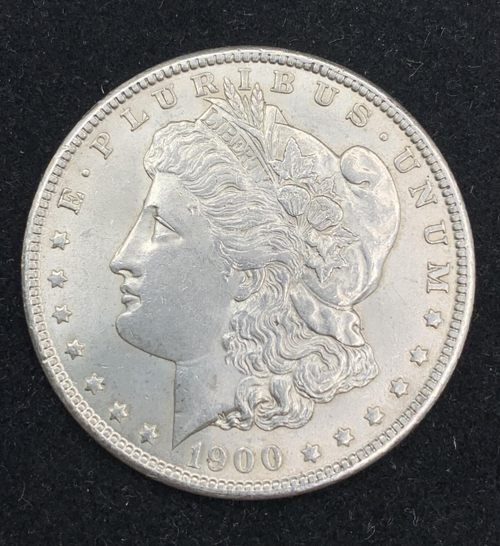 1900 Morgan Silver Dollar - Philadelphia