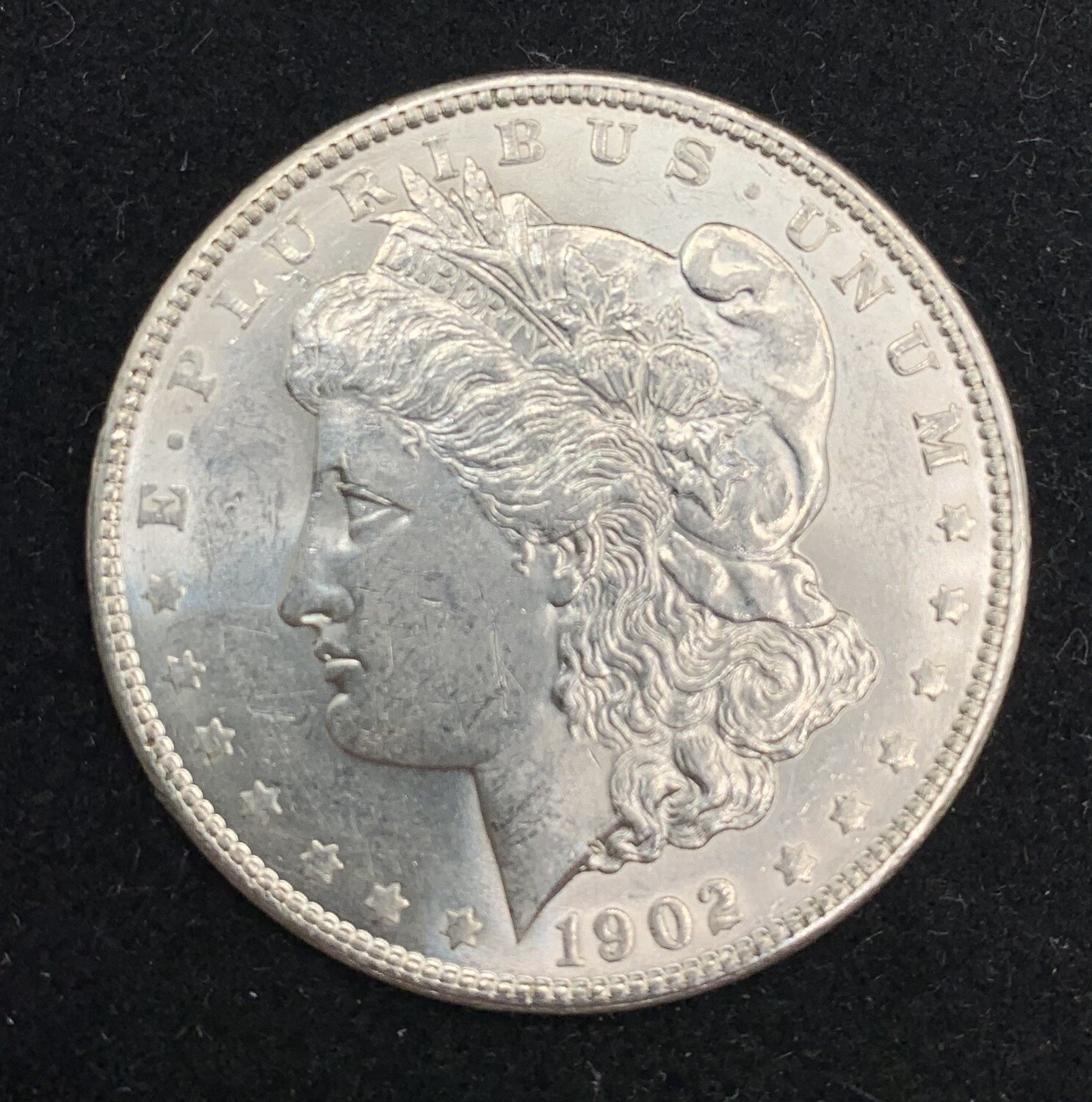 1902 Morgan Silver Dollar - Philadelphia Mint