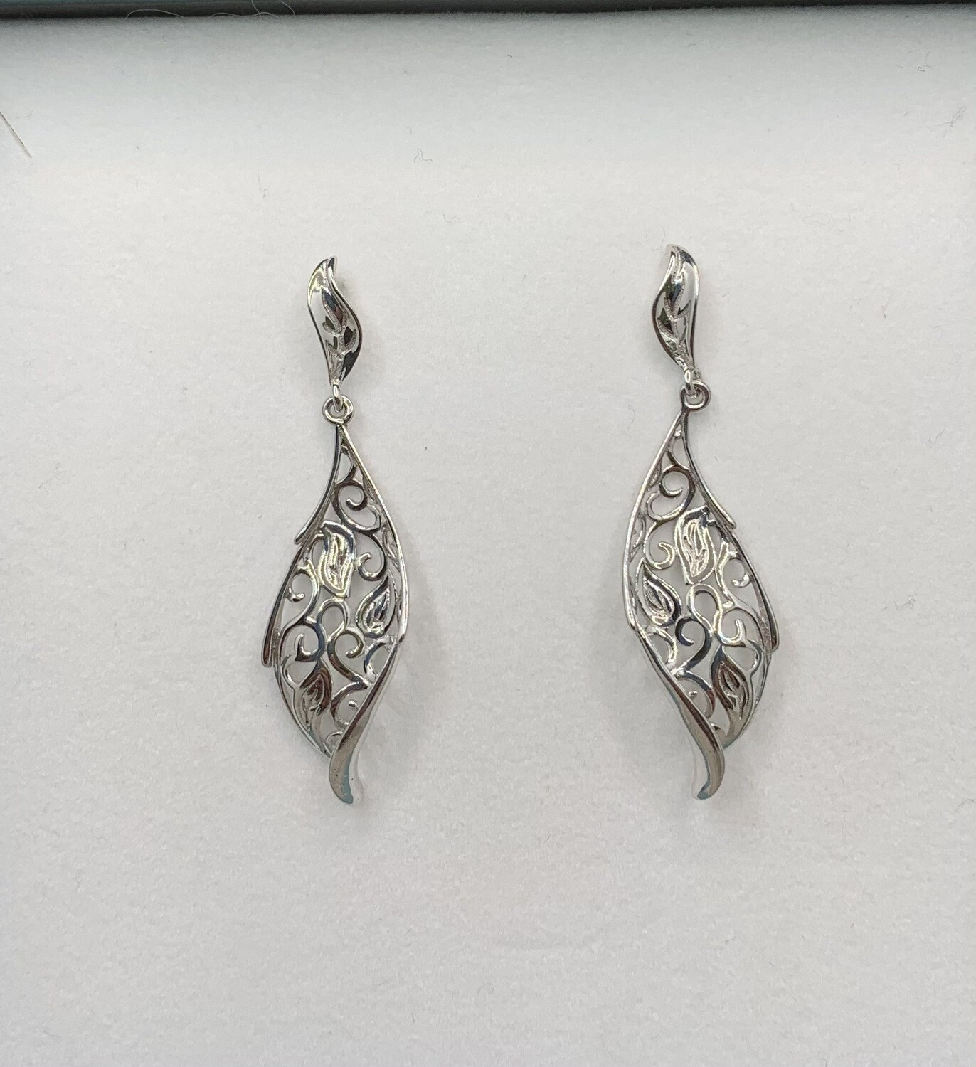 Sterling Silver Hanging