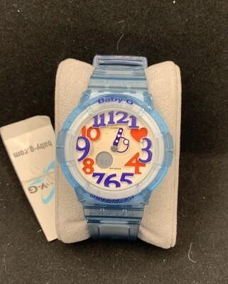 Casio Translucent Blue Baby-G BGA131-2B