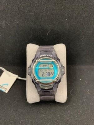 Casio Baby-G Gray Translucent Digital Watch BG169R-8B