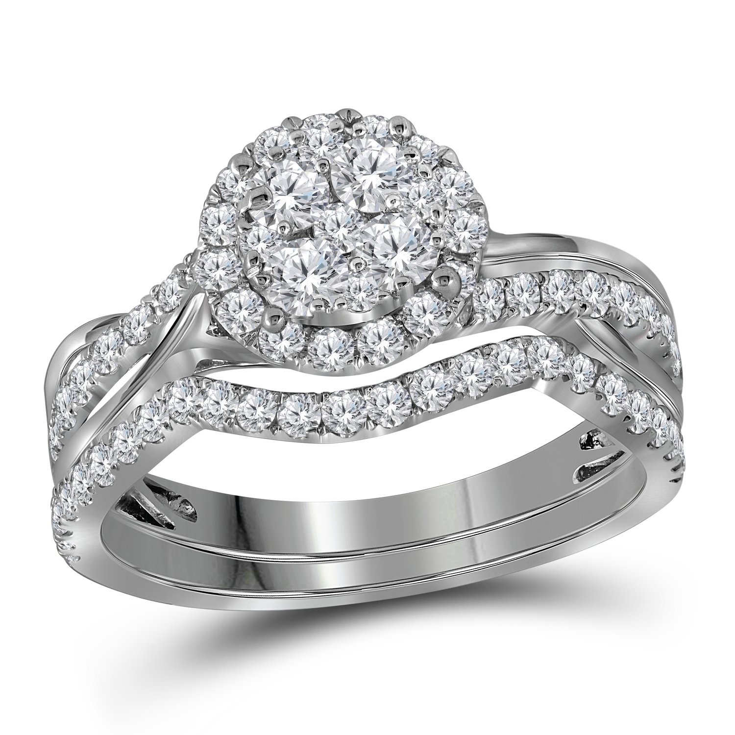 Magical Night Collection diamond ring 1 ctw. 14kt 116077