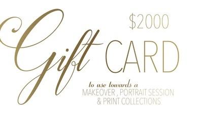 $2,000 Gift Card
