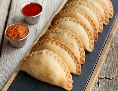 6 Freakin' Vegan Cheesesteak Empanadas