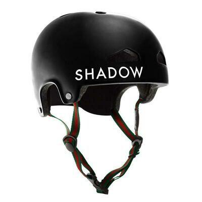Shadow Matt Ray Featherweight Helmet