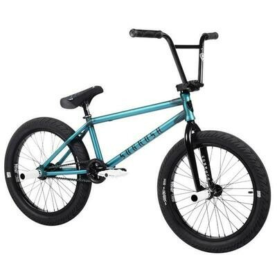 Subrosa complete - 21 letum teal