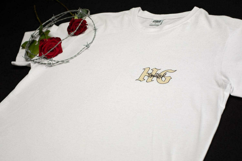 HG rose t white