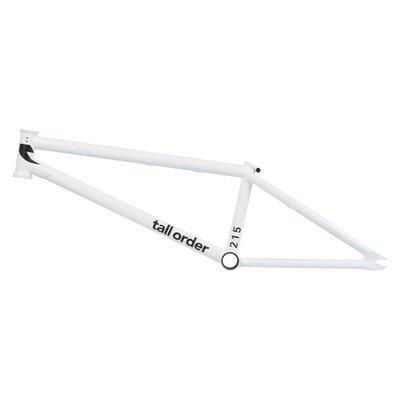 Tall Order 215 Frame - Gloss white