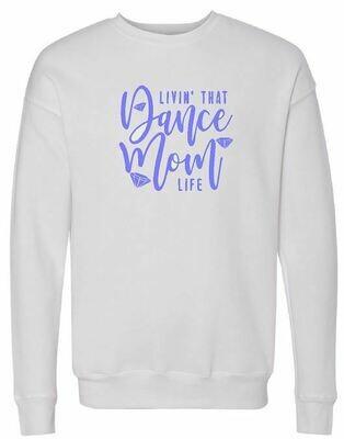 DANCE MOM LIFE-WHITE