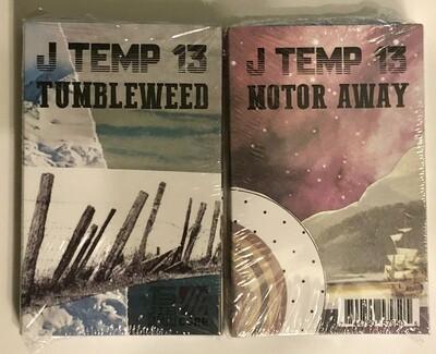 J TEMP 13 Cassette Single