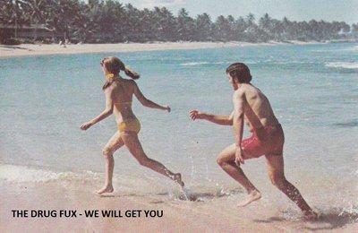 Drug Fux - We Will Get You Cassette