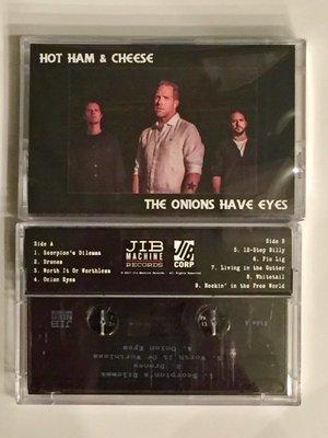 Hot Ham & Cheese cassette