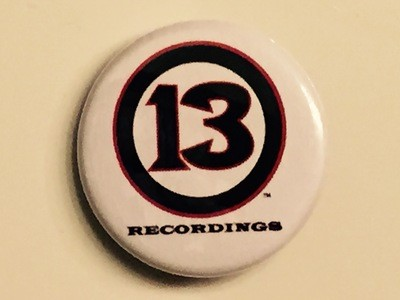 13 Recordings Buttons!