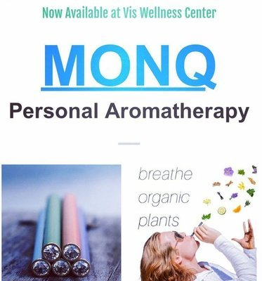 MONQ - Personal Essential Oil Diffuser