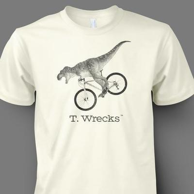 T. Wrecks Tee (Neutral)