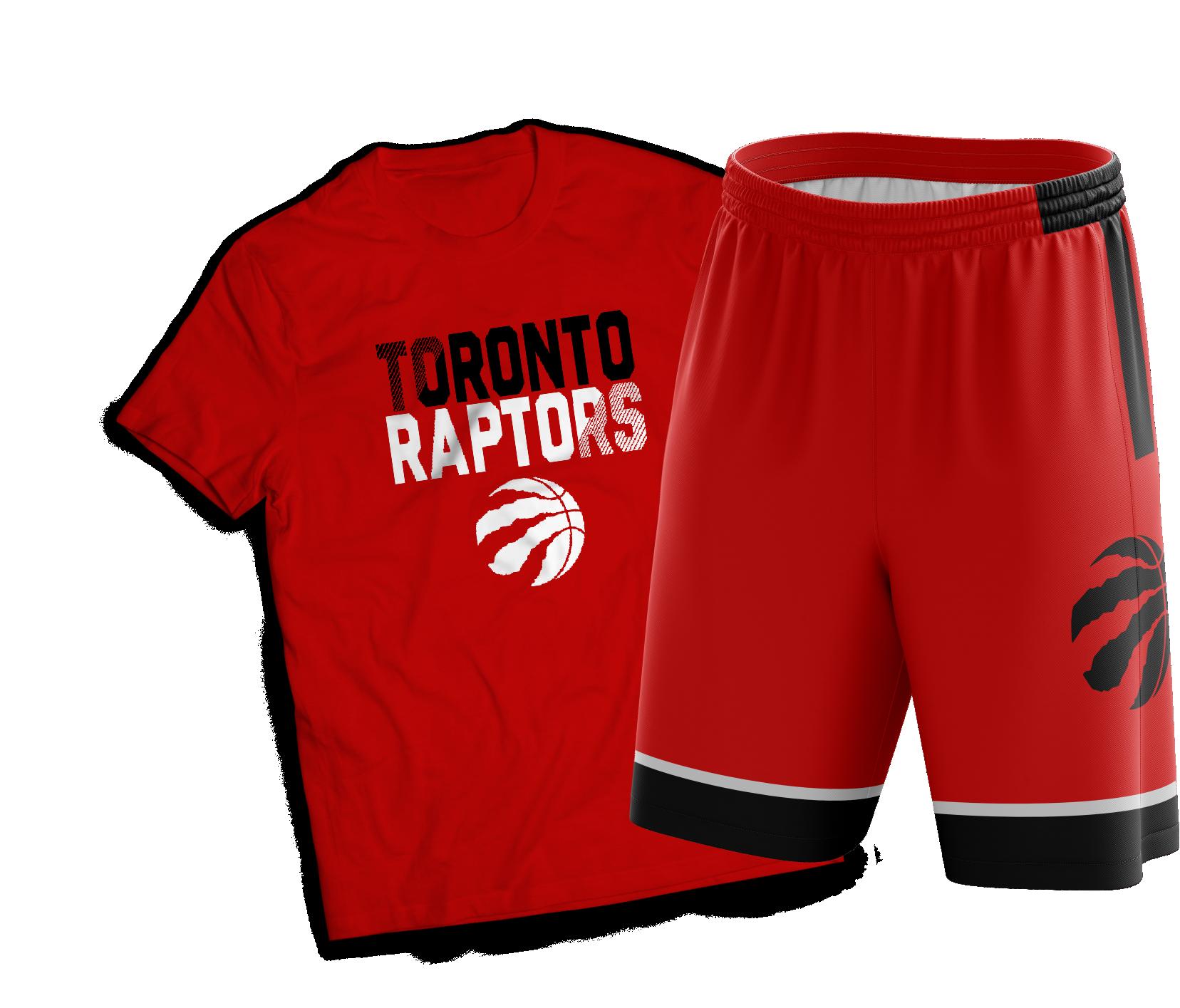 Toronto red set 555